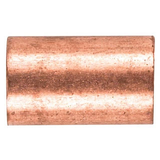 """Elkhart Products 10130952 1/2"""" Copper Couplings Without Stops"""