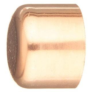 "Elkhart Products 10130634 1-1/4"" Copper Tube Cap"