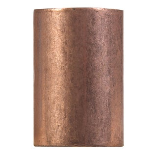"Elkhart Products 100 3/8"" 3/8"" Copper Couplings With Stop"