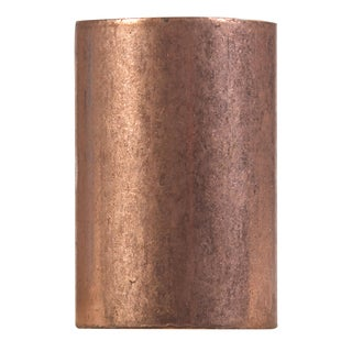 """Elkhart Products 100 1"""" 1"""" Copper Couplings With Stop"""