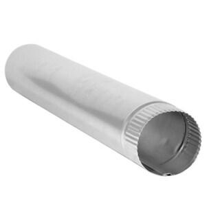 "Dundas Jafine P4E 4"" Aluminum Snap Lock Pipe"