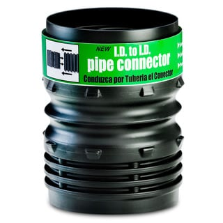 Flex Drain ADP53302 ID To ID Pipe Connector