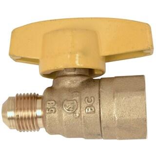 Brass Craft PSSL-12 Gas Ball Valve