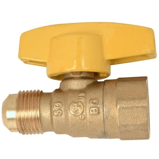 Brass Craft PSSD-41 Water Heater Gas Ball Valve