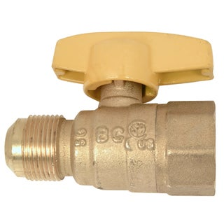 Brass Craft PSSC-60 Gas Range Ball Valve