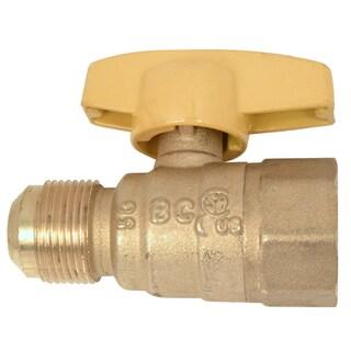 Brass Craft PSSC-60 Gas Range Ball Valve