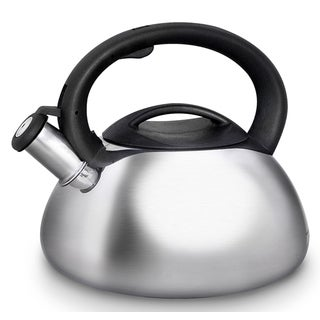 Primula PTK-6130 3 Qt Stainless Steel Catalina Whistling Tea Kettle