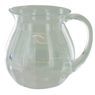 Prodyne 2-3/4 Quart Clear Acrylic Pitcher|https://ak1.ostkcdn.com/images/products/12591799/P19388833.jpg?impolicy=medium