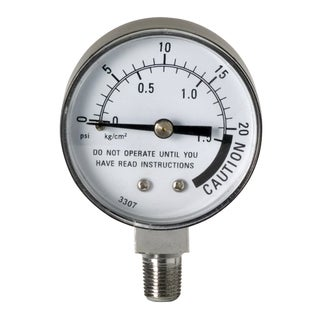 Presto 85771 Pressure Canner Steam Gauge