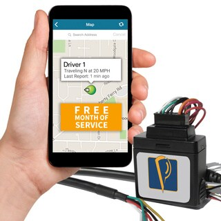 AwareGPS GPS Tracker, Real Time GPS Tracking, Car GPS Locator with Free Month of Service, Wired Version - No Contracts