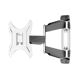 Loctek O2S Stainless Steel 26-inch to 42-inch Full Motion LCD LED TV Wall Mount Bracket