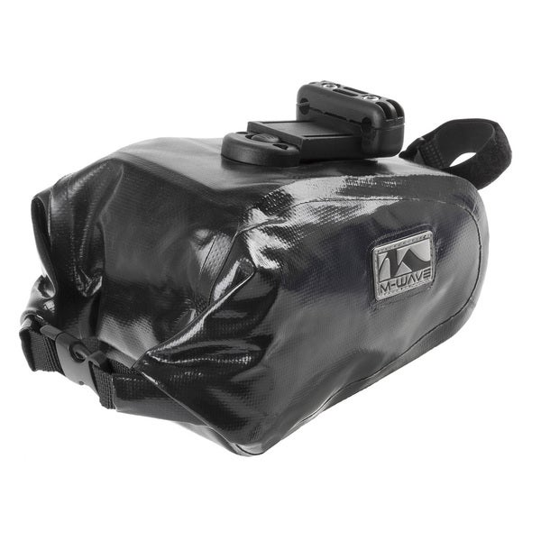 Ventura Black Nylon Goose Bay Seat Bag