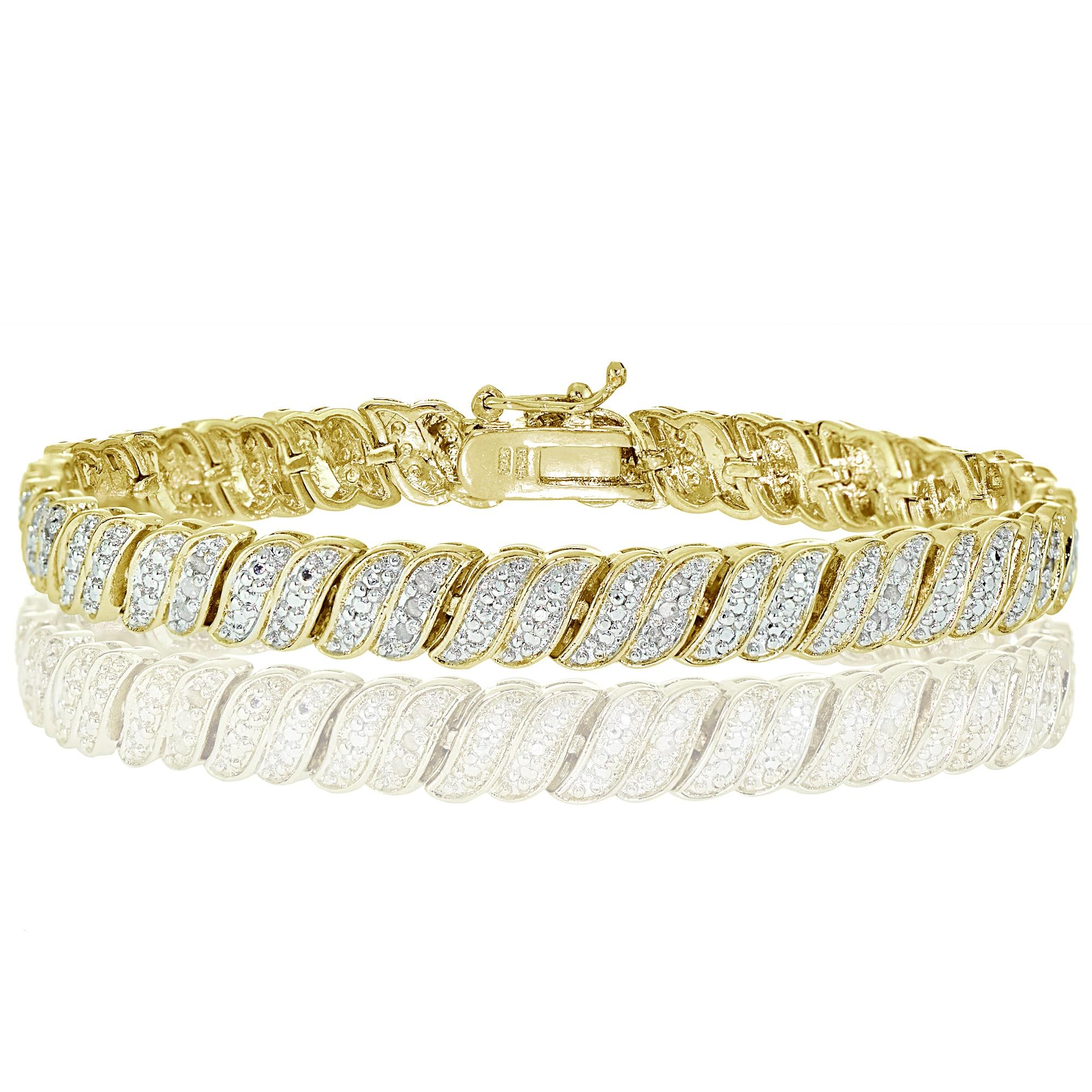 Yellow Diamond Bracelets Online At Our Best Deals
