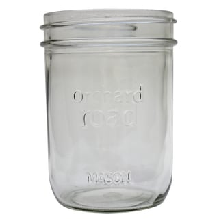 Orchard Road 506 32 Oz Orchard Road Regular Mouth Mason Jars 6-count