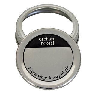 Orchard Road Orchard Road Regular Mouth Lids and Bands 6-count