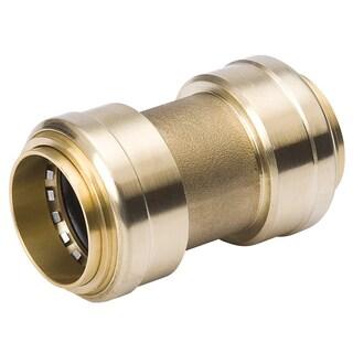 """Proline 630-005HC 1"""" X 1"""" Low Lead Brass Coupling"""