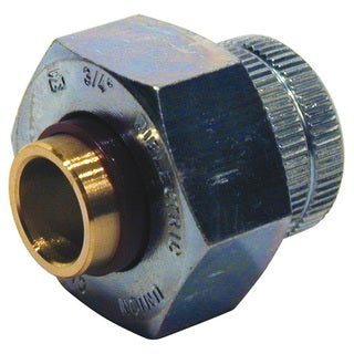 "Proline 168-094NL 3/4"" X 1/2""Low Lead Dielectric Unions"