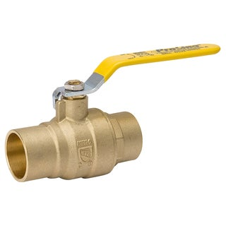 "Proline 107-855NL 1"" SXS Low Lead Ball Valve"
