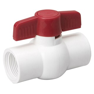 "Proline 107-138 2"" IPS PVC Ball Valve"