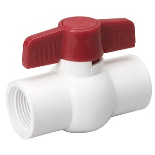 "Proline 107-136 1.25"" IPS PVC Ball Valve"
