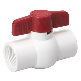 "Proline 107-135 1"" IPS PVC Ball Valve"