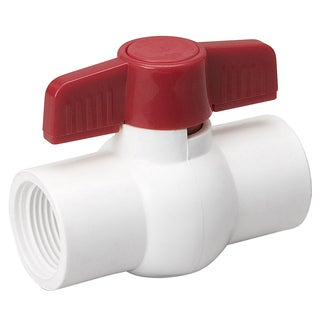 "Proline 107-134 3/4"" IPS PVC Ball Valve"