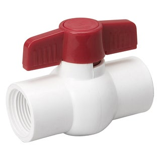 "Proline 107-133 1/2"" IPS PVC Ball Valve"