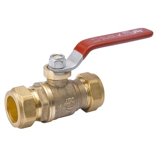 "Proline 107-023NL 1/2"" Compression Ball Valve"