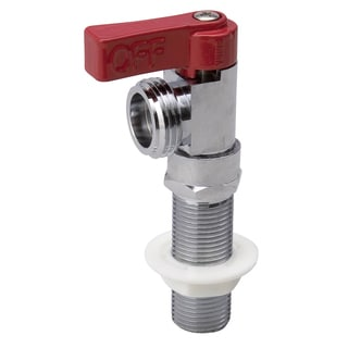 "Proline 102-209 1/2"" Quarter Turn Wash Valve"