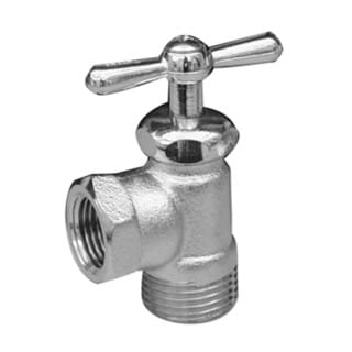"Proline 102-202 1/2"" Top Operated Washing Machine Valves"
