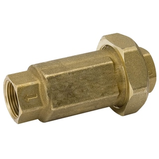 "Proline 101-404 3/4"" IPS Low Lead Dual Check Valve"