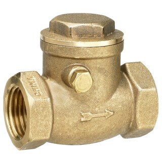 "Proline 101-007NL 1-1/2"" IPS Low Lead Swing Check Valve"