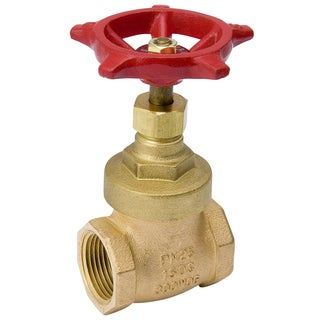 "Proline 100-205NL 1"" Low Lead Gate Valve"