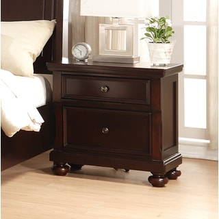 Cherry Finish Nightstands & Bedside Tables - Shop The Best Deals ...