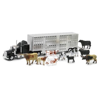 1:43 Scale Livestock Play Set