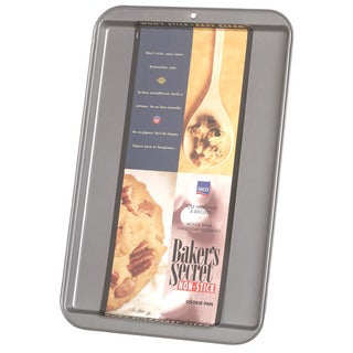 Bakers Secret 1114412 Medium Baker's Secret Cookie Sheets