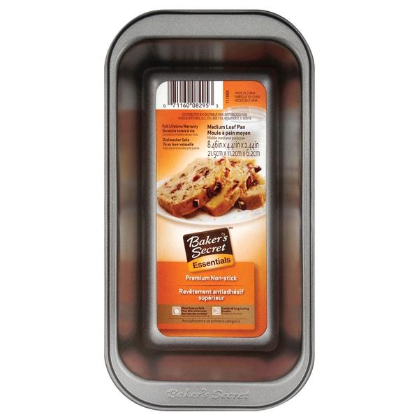 Shop Bakers Secret 1114434 Baker S Secret Loaf Pans Free