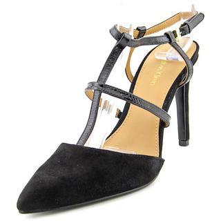 Calvin Klein Women's 'Coreene' Regular Suede Sandals