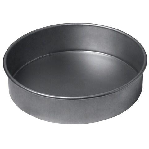 "Chicago Metallic 16628 8"" Round Chicago Metallic Non Stick Cake Pan - 8 inch"