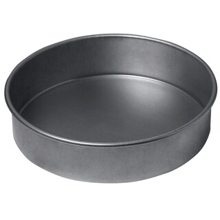 "Chicago Metallic 16628 8"" Round Chicago Metallic Non Stick Cake Pan - 8 inch"