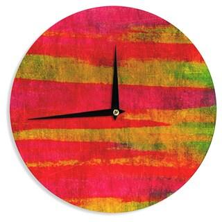 KESS InHouse Ebi Emporium 'Fierce' Wall Clock