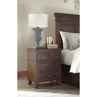 Knightsbridge Night Stand 3 Drawer