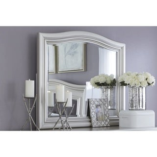 Signature Design by Ashley Coralayne Silver Bedroom Mirror