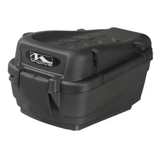 Ventura Amsterdam Black Plastic 7.5-liter Topcase Box
