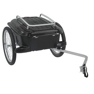 Ventura CarryAll Aluminum 70-liter Hardbox Luggage Trailer