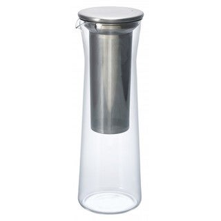 Hario Stainless Steel Cold Brew Coffee Carafe