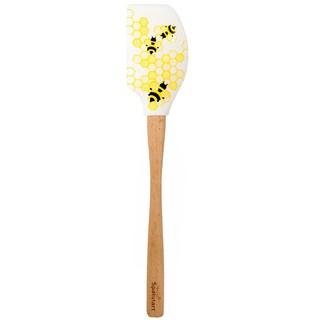 Tovolo 80-9567 Spatulart Honeycomb Bee Spatula