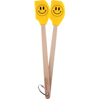 Tovolo Mini Smiley Face Spatuals 2-count