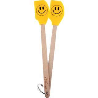 Tovolo Mini Smiley Face Spatuals 2-count