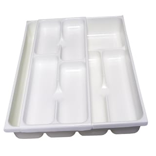Dial Industries B696W Sliding Tray Organizer